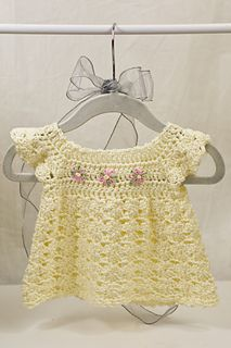 Ravelry: Precious Pinafore pattern by Susie Bonell