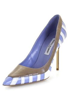 Manolo Blahniks- I have an eye-tooth I would sell for these...any takers? LOL!