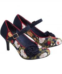 Remarkable Floral Mary Jane Shoes