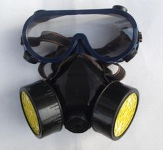 Gas masks suits, anti-harmful gas masks, filter harmful gases protective .