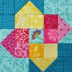 BlockBase Sew Along - Block 11 #2088
