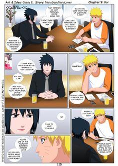 Photo Shoot narusasu Doujinshi :: Comics - Page 115