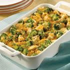 Campbell's Kitchen Chicken Broccoli Divan Recipe - This saucy classic pairs cooked chicken or turkey with broccoli in a cheesy sauce, which stirs together easily. Bake until piping hot and serve with hot biscuits or noodles. Chicken Divine, Chicken Divan Casserole, Noodle Casserole, Tuna Casserole, Campbells Recipes, Chicken Broccoli Casserole, Broccoli Bake, Broccoli Recipes, How To Cook Chicken