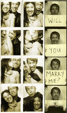 unusual wedding proposals