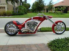 Another Custom Chopper