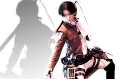 Shingeki no Kyojin, Attack on Titan, Levy Rivaille #cosplay