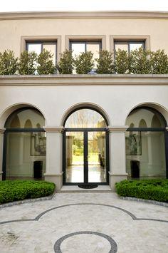 Arquitectura - Paisajismo - Ricardo Pereyra Iraola - Buenos Aires - Argentina - Casa - Paisajista - Patio
