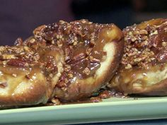 Flour's Famous Sticky Buns  - never been there but I can definitely taste this!