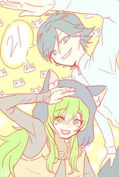 画像 The Wolf Game, Just A Game, Pastel Goth, Kawaii, Rainbow, Manga, Studio, Games, Cute