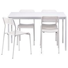 MELLTORP/ADDE Mesa con 4 sillas - IKEA