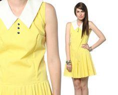 60s culotte dress!