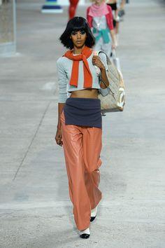 Chanel: Runway - Paris Fashion Week Womenswear Spring/Summer 2014