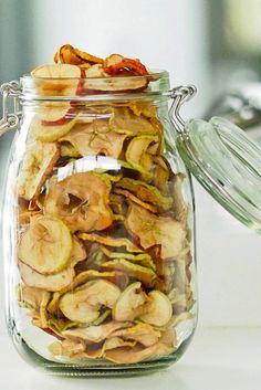 Kuivatut omenalastut ovat täydellinen herkku - katso helppo ohje - Hyvä olo - Ilta-Sanomat