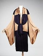 Evening coat Attributed to Paul Poiret (French, Paris 1879–1944 Paris) Date: ca. 1925 Medium: synthetic Accession Number: 2009.300.1339