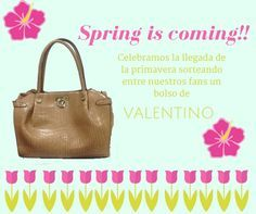 Celebramos la llegada de la primavera