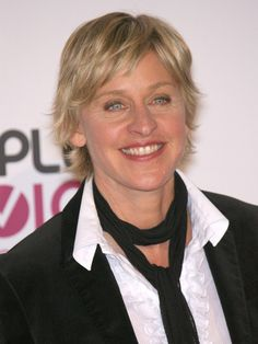"""Andrew Stanton, the film's director and writer, decided to cast Ellen Degeneres """"after Stanton watched The Ellen DeGeneres Show with his wife and saw Ellen """"change the subject five times before finishing one sentence"""", just like Dory."""