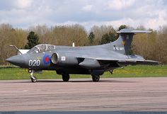 Private - Blackburn Buccaneer S.2B XX894 at Off Airport.