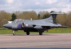 Private - Blackburn Buccaneer S.2B XX894 at Off Airport.
