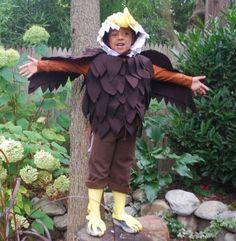 Image result for eagle costume diy