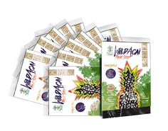 Peaceful Fruits 100% Fruit Wild Acai Super-fruit Strips with Pineapple (pack of 12 snacks) * Quickly view this special product, click the image - Fresh Groceries