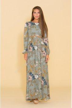 VESTIDO LARGO EST CUELLO CAJA www.dencantoonline.com Dresses, Fashion, Long Gowns, Store, Crates, Wedding, Vestidos, Moda, Fashion Styles
