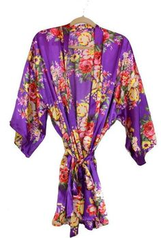 bf43d4a65c 1 Of A Kind Wedding - Beautiful Bridesmaid Robes and Monogrammed Gifts