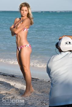 Maria Kirilenko - Sports Illustrated Swimsuit 2009 Location: Cap Cana, Juanillo, Dominican Republic, Caleton Club And Villas Photographed by: Randall Grant Collection: Athletes