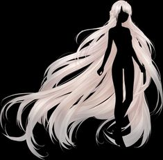 Hair Reference, Art Reference Poses, Anime Girl Hairstyles, Chibi Body, Drawing Hair Tutorial, Aquarius Art, Pelo Anime, Angel Artwork, Manga Hair