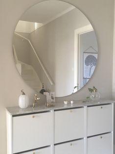 img_3315 Shoe Cabinet, Cabinet Handles, Ikea Shoe, Hall Furniture, Compact Living, Hemnes, Interior Decorating, Interior Design, Ikea Hack