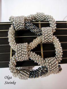 Interesting design composition  #handmade #jewelry  #bracelet