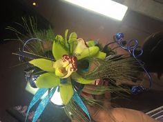 Be your own person! Get a custom corsage Corsage, Flower Arrangements, Floral Design, Flowers, Plants, Floral Arrangements, Floral Patterns, Plant, Royal Icing Flowers