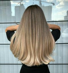 5 Creative And Inexpensive Diy Ideas: Summer Skin Care People korean skin care anti aging.Skin Care Tips Whiteheads. First-Rate Anti Aging Eye Ideas Ombre Hair Color, Hair Highlights, Gorgeous Hair, Balayage Hair, Haircolor, Anti Aging, Diy Hairstyles, Hair Looks, Dyed Hair