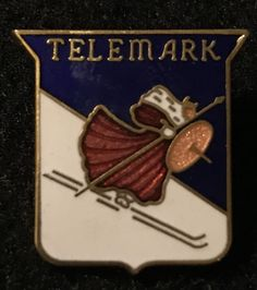 TELEMARK Lost Ski Area 1947-2013 Skiing Pin Wisconsin WI ResortnSouvenir Travel | eBay