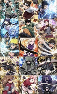 Naruto Badass Everyone ⚔️ Naruto Uzumaki, Anime Naruto, Boruto, Naruto Sasuke Sakura, Gaara, Lee Naruto, Shikamaru, Naruhina, Wallpaper Naruto Shippuden