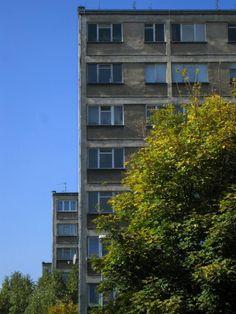 blocks of flats, Wroclaw (PL), 60's (foto Leszek Golubiński via flickr)