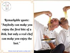 Exclusively for those who have chosen to work in the fascinating world of fine cooking by learning from Etoile experience in Italy.Enroll now @ www.121bp.com