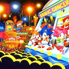 Sonic the Concert