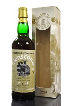 ardbeg 1967 glenscoma single islay malt scotch whisky