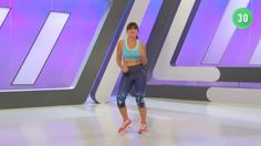 Get fit with Davina: Full Body Fat Burner