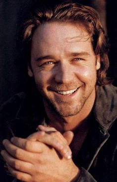 Russel Crowe. The most talented and ridiculously attractive actor to have ever graced the big screen!
