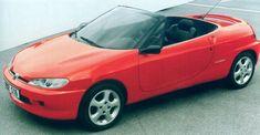 Peugeot 106 Spider prototype par Heuliez, 1998