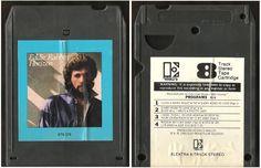 Eddie Rabbitt / Horizon (1980) / Elektra ET8-276 (8-Track Tape) / columbia house…