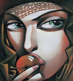 Ira Tsantekidou 1967 | Greek Art Déco Maler