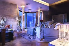 Bedroom! by Koj Design, via Behance