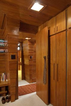 The owner admits he had no interest in Frank Lloyd Wright—nor even in historic architecture—before his house hunt a few years ago. Eliot Butler was an
