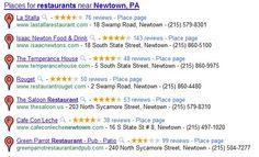 Google Local Expert Philadelphia