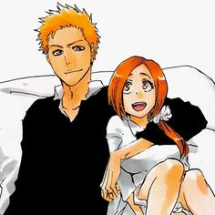 ICHIHIME!!!!!!! THEYRE SO ADORABLE TOGETHER!!!!