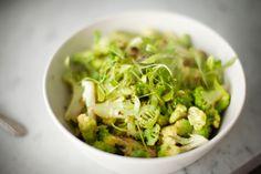 Cauliflower side via Sunday Suppers blog