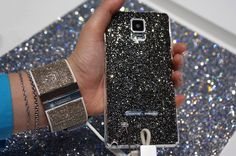 Samsung's Galaxy Note 4 and Gear S Swarovski editions scream of opulence | The Verge