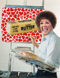 Paula Deen.  Happy little yellow